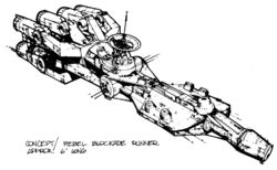 Blockade Runner Sketchbook2