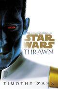 Thrawn UK paperback cover