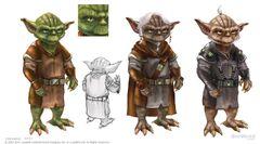 Yoda Species SWTOR concept