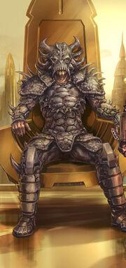 Krayt throne