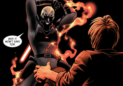 Гранд-инквизитор против Люка