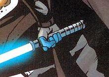 Shado Vao's Lightsaber