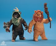 Ewok Scouts The Vintage Collection TVC Kmart-28