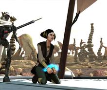 Mavra Zane energy cuffs Kinect