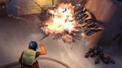 Ezra Watches Explosion