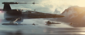 Episode VII — X wing Squadron