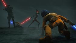 Oosalon duel
