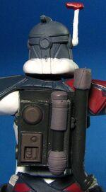 Colt action figure