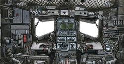 ATST cockpit view