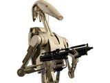 Боевой дроид B1