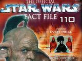 Официальный архив «Звёздных войн», выпуск 110