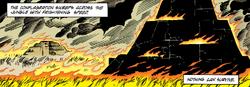 Yavin at flames
