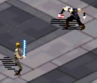 Trenox and Anakin