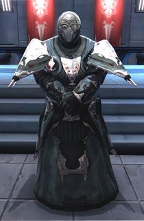 Darth Baras Armor