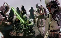 Death Watch Jedi BHC