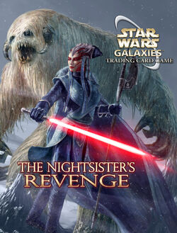 The Nightsister's Revenge