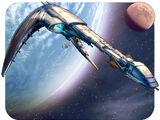 Линейный крейсер типа «Новая звезда»