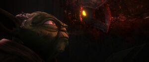Yoda meets Darth Bane