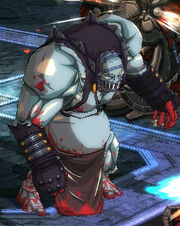 Armored Butcher
