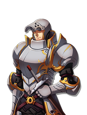 knight guard rusty hearts wiki fandom powered by wikia