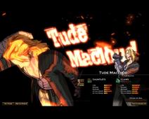 Closed Beta - Tude Weapon