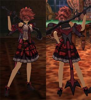 Plaid Costume Rusty Hearts Wiki Fandom Powered By Wikia