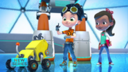 Rusty Rivets Ruby Dog Spin Master Nickelodeon 7