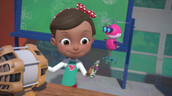 Rusty Rivets - Ruby and Whirly the Bit - Penguin Problem