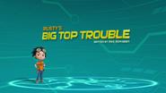 Rusty's Big Top Trouble