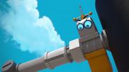 Rusty Rivets - Crush the Bit - Penguin Problem