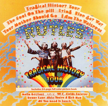 Tragical history tour album