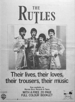 The Rutles poster