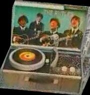 Rutles record player