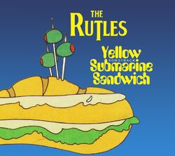 Yellow submarine sandwich soundtrack