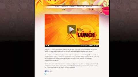 The Rutles' Lunch Website