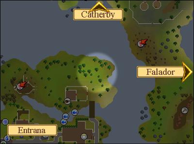 Law Altar Location