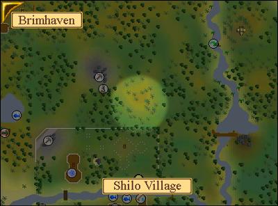 Nature Altar Location