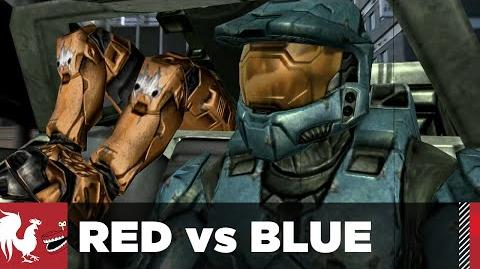 Red vs. Blue Mr. Red vs. Mr. Blue - Episode 19 - Red vs