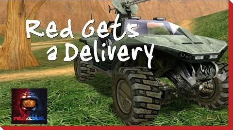 Red Gets a Delivery - Episode 2 - Red vs