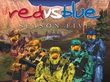 Red vs. Blue: Season 5