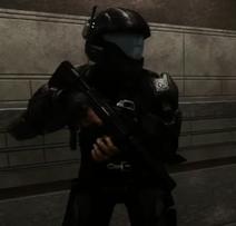 Sarge ODST