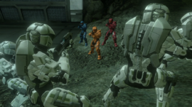 Grif, Simmons, and Caboose S12E1