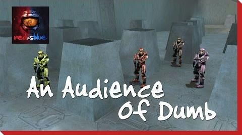An Audience of Dumb - Episode 33 - Red vs. Blue Season 2-0