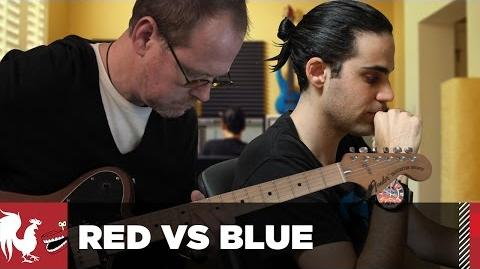 Behind the Scenes Music - Red vs