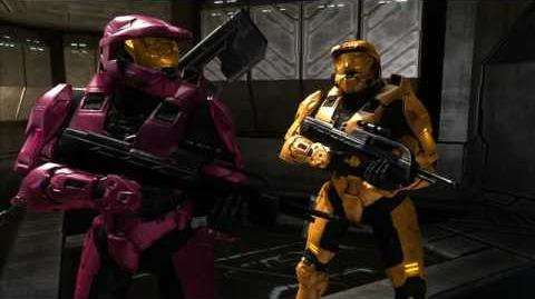 Red vs. Blue Reach Mini Series Episode 1