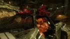 Reds in battle
