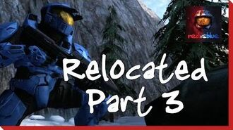 Relocated Part Three Red vs. Blue Mini-Series