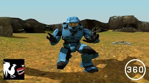 Red vs. Blue 360 The Talk