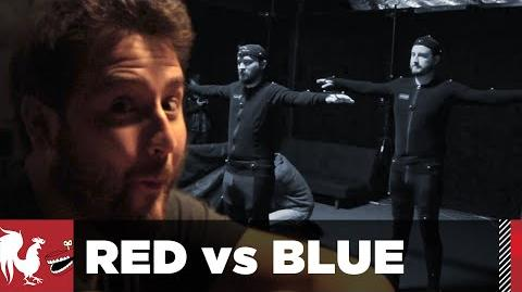 Behind the Scenes Motion Capture - Red vs. Blue Season 13