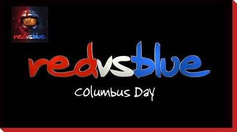 Columbus Day PSA – Red vs